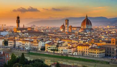 De Florence à Rome