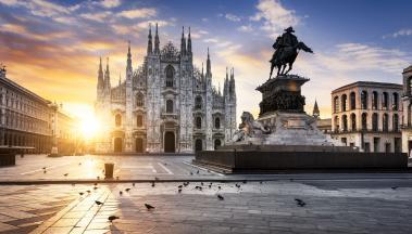 Turin - Milan : Métropoles industrielles et culturelles