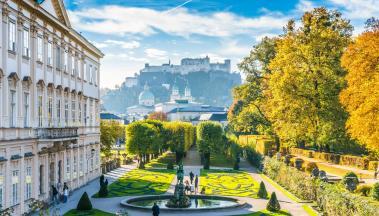Salzbourg et Vienne