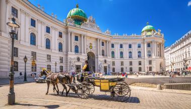 Vienne et Prague